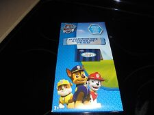 Paw Patrol 16 Valentines With 16 Scratch-Off Stickers~New~