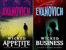 JANET EVANOVICH __ 2 BOOK SET __ BRAND NEW __ FREEPOST UK
