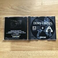 Dino Crisis 1 - PLAYSTATION 1 PS1 - Japan JPN - Complete Retro