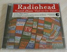 CD ALBUM HAIL TO THE THIEF RADIOHEAD 14 TITRES 2003 NEUF