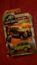 """Matchbox - 1-125 """"Jurassic World"""" - '93 Ford Explorer 4x4 - Green"""
