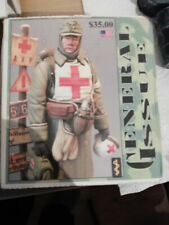 General Issue - German WW2 Medic figure kit - Kit # GI-022 - 120mm