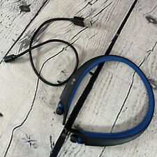 New listing Genuine Lg Tone Active Hbs-A80 Bluetooth Headset Black & Blue Wireless Used