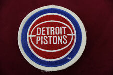 Detroit Pistons Vintage Patch 5 inch patch