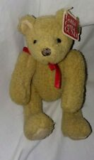 Gund Plush Brown T Bear - #2305 New w/tag Jointed
