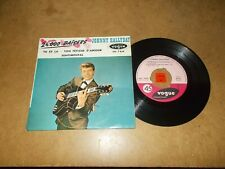 JOHNNY HALLYDAY  - FRENCH EP VOGUE EPL 7834  - 24.000 BAISERS + 3