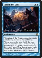 Return to Ravnica ~ SEARCH THE CITY rare Magic the Gathering card