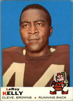 1969 Topps #1 Leroy Kelly - VG