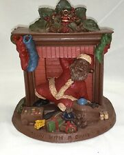 Down With A Bound Tom Clark Cairn Studio #5135 Christmas Gnome 1991 Edition 2