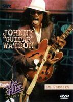 In Concert [DVD] (2007) Johnny 'Guitar' Watson