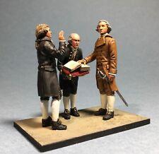 BRITAINS NATIONAL HONOR 1789 GEORGE WASHINGTON'S INAUGURATION MIB