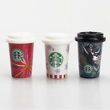 """1/6 Scale Starbucks Cup Model For 12"""" Hot Toys Figure Body"""