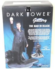 Dark Tower Matthew McConaughey Man Black Diamond Select Gallery PVC Figure NEW