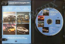 2006 2007 Mercedes ML Class ML320 ML350 ML500 ML63 Navigation DVD Map U.S Canada