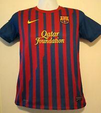 Barcelona 2011/12 Nike Messi 10 Home Camisa-Niños Grande 12/13 años