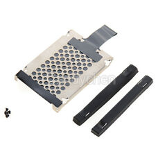 HDD Hard Drive Caddy Rail & Screws For Lenovo IBM Thinkpad T410S T500 T510 R400
