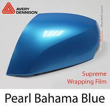 152x1000cm Pearl Bahama Blu Avery Dennison Supreme Wrapping Film - SW 900-814-M