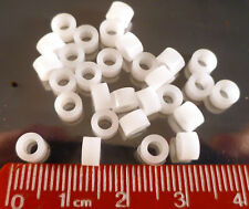 Essentra 005240000005 PCB Spacer Unthreaded Acetal 3mm 30 Pieces MBE003D
