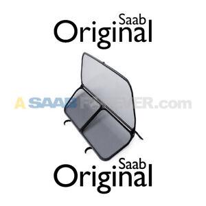 SAAB 9-3 WIND DEFLECTOR CONVERTIBLE 2004-2011 NEW GENUINE OEM RARE 32026001