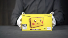 Nintendo New 2DS XL Pikachu Limited Console PAL Boxed - 'The Masked Man'