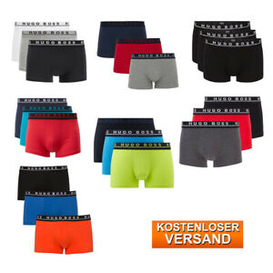 HUGO BOSS Boxershorts im 3er Pack - Farbwahl S-XL