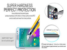 100% Genuine Tempered Glass Screen Protector For Samsung Galaxy J3 J5 A3 A5 A7