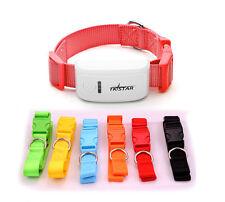 Pet Dog Cat collar TK909 Gps Gsm tracker Pet Anti-lost Security Burglar Devices