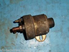 Magnetic Switch, RELAY STARTER JOHN DEERE LT166 Ride-on Mower Lawn Tractor