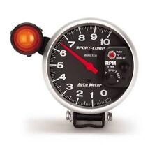 AutoMeter Auto Meter Sport-Comp Monster Shift-Lite Tachometer 5in 3904