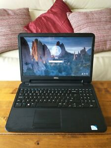Fast, Great Condition Dell Inspiron 3521 8Gb Ram, 500Gb HDD with NEW battery.