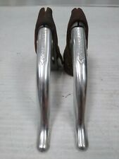 Vintage Campagnolo Nuovo Record Brakes Brake Levers Lever Set With Hoods