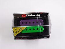 DiMarzio F-spaced Evo 2 Bridge Humbucker Green/Purple DP 215