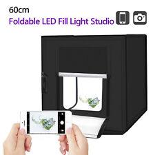 PULUZ 60cm Photography Cube SoftBox Kit Light Studio High Energy Easy to Install