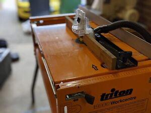 Triton 2000 Workcentre with Dewalt circular saw