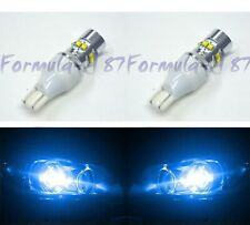 LED Light 50W 921 Blue 10000K Two Bulbs Back Up Reverse Replacement Lamp Fit
