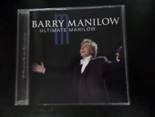 CD ALBUM - BARRY MANILOW - ULTIMATE MANILOW