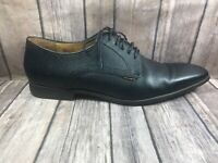 PS BY PAUL SMITH ROTH Mens black Oxfords Shoes SZ 10 A1