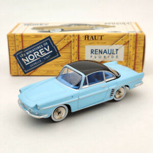 Norev Renault Floride Blue CL5122 1:43 Diecast Models Limited Edition Collection