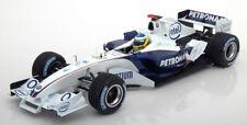 SAUBER BMW C24B #16 F1 TEST VALENCIA 2006 HEIDFELD MINICHAMPS 100060902 1/18