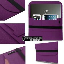 "Wool Felt Sleeve Cover Case BAG For 13.3"" 14"" FUJITSU LIFEBOOK Laptop Notebook"
