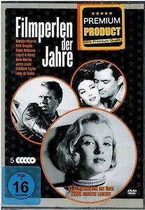 Filmperlen der 50er Jahre - Deluxe Box ( 5 DVDs) 15 Filme - NEU & OVP