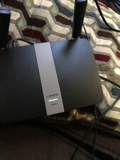 Linksys EA 6350 Dual Band 4-Port Gigabit Wireless AC Router with USB 3.0
