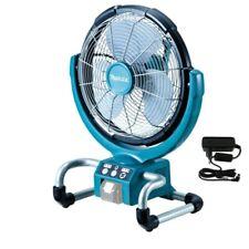 Makita Akku-Lüfter DCF300Z 18 V, blau, Ventilator, ohne Akku und Ladegerät