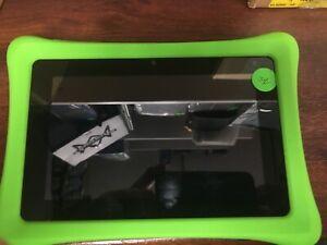 """Nabi 2 7"""" 8GB WiFi Tablet for Kids with Green Bumper—Used Very Good—READ BELOW"""