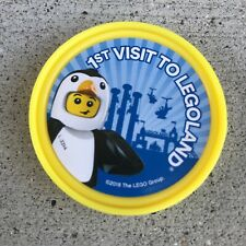 Legoland Florida Resort First 1st Visit Lego Pirate Pop Badge Ahoy Matey Legos