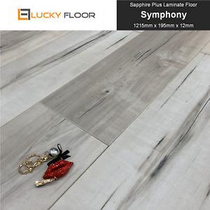 12mm Symphony Laminate Flooring Floating Floor Timber Floors Floorboard Click