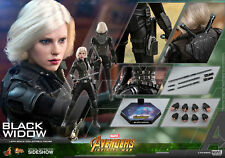 Hot Toys Marvel Avengers Infinity War Black Widow 1/6 Scale Figure MISB In Stock