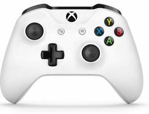 New Official Microsoft Xbox One S Wireless Controller White