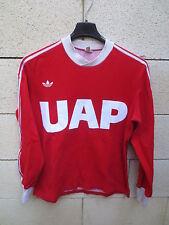 VINTAGE Maillot STADE DE REIMS ADIDAS UAP Ventex shirt oldschhol 70's M rare