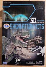 Excite Kid Stuff 3D Skeleton Dinosaur Excavation Kit Brachiosaurus